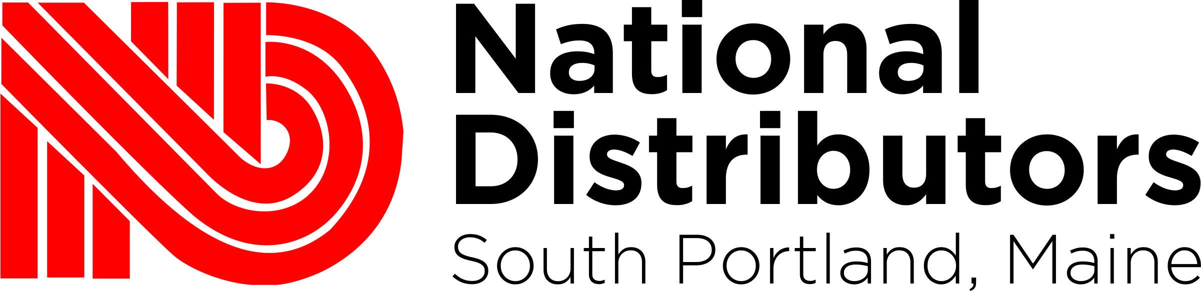 National Distributors logo